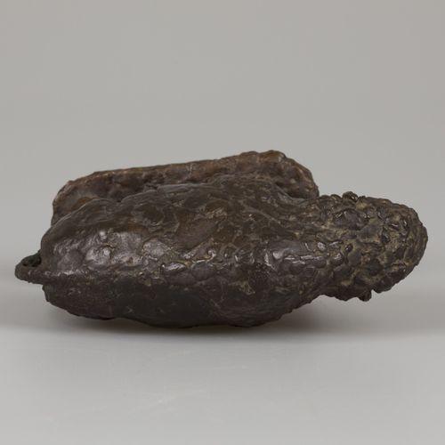 Pieter D'HONT (1917 1997), a bronze sculpture of a bison. Dim. 12,5 x 15 x 5,5 c…