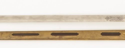 A replica Prussian Cavalry Officers' saber, 20th century. D'après un exemple du …