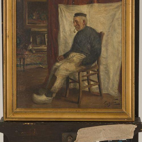 Franciscus Laurentius 'Frans' de Bruin (Delft 1879 1944 Breda), The painters' mo…