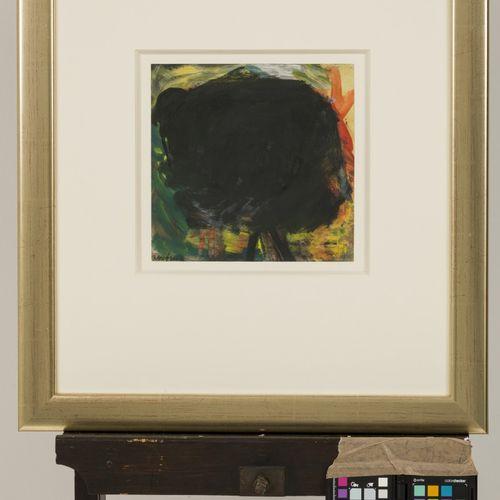 """Eugenius Antonius Maria Ëugène"""" Brands (Amsterdam 1913 2002), """"Zwarte vlek"""". """"Bl…"""