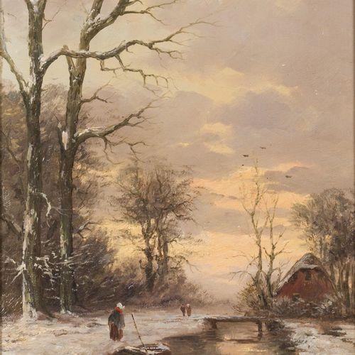 Frederik van Rossum Du Chattel (Leiden 1856 1917 Yokohama, Japan) (attributed to…