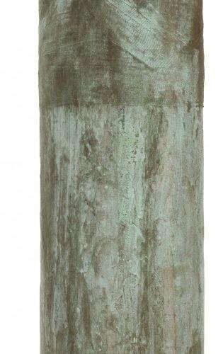 Tjikkie Kreuger (Leeuwarden 1941 2017 Knegsel), A bronze statue of a sentry. 签名:…