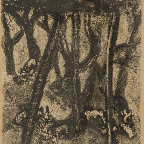 Marc Chagall (Liozna, Belarus 1887 1985, Saint Paul de Vence, France), d'après, …
