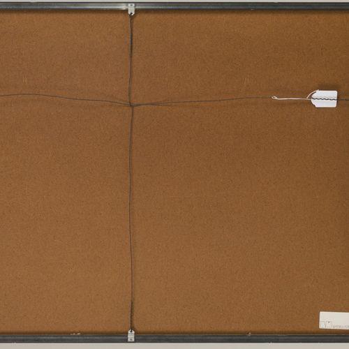 """Cornelis Bernardus """"Kees"""" van Bohemen (Den Haag 1928 1985), Panther, 1984. 签名并注明…"""