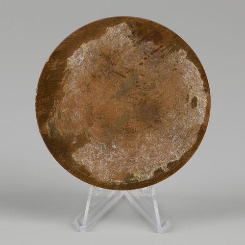 "Salvador Dali (Figueres 1904 1989), a bronze ""sun medallion"" from portfolio ""The…"