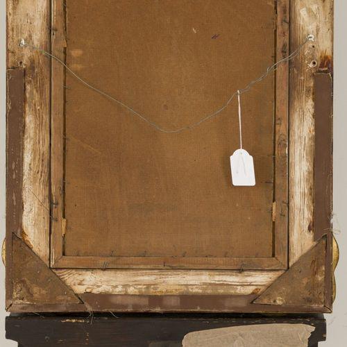 """J. Van Haverkamp, 19th. / 20th. C. """"La peur de la réprimande"""". 签名(右下),油画板。Dim.40…"""