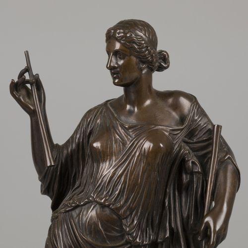 After Pierre Maximilien Delafontaine (1774 1860), Euterpe, after the original fr…