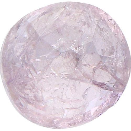 IDT Certified Natural Spinel Gemstone 2.43 ct. Schliff: Rund gemischt, Farbe: Za…