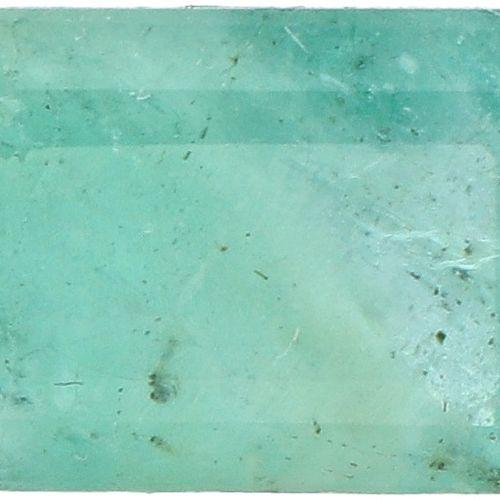 ITLGR Certified Natural Emerald Gemstone 2.93 ct. Schliff: Oktagon/Stufe, Farbe:…