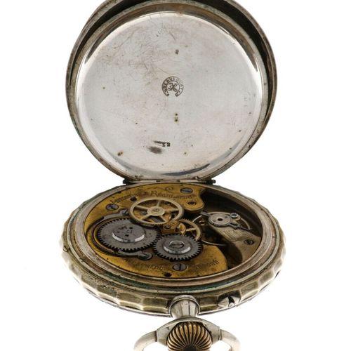 Colombophile Automobile Regulateur Anchor Escapement Men's pocket watch approx. …