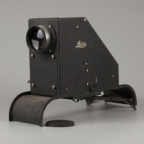 A Leitz Wetzlar epidiascope. Seriennummer: A79294