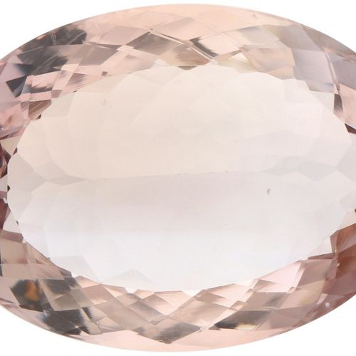 ITLGR Certified Natural Amethyst Gemstone 42.75 ct. Corte: Ovalada Mixta, Color:…