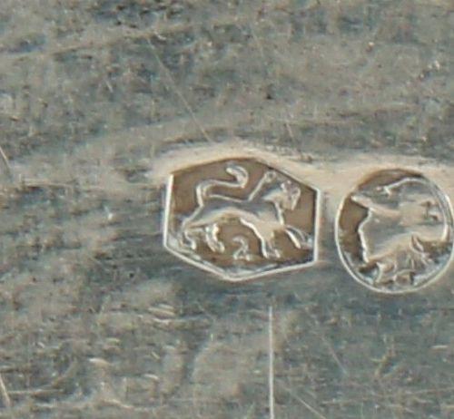 (6) piece set coffeespoons silver. Adornado con hermosos motivos grabados. Paíse…