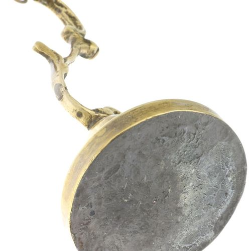 Porte Montre Copper and Zinc Zustand: mittelmäßig Höhe: 12,5 cm Durchmesser: 5,5…