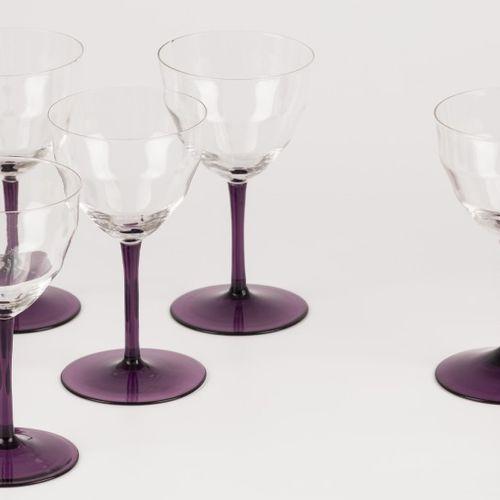 W.J. Rozendaal (Scherpenzeel 1899 – 1971 Wassenaar), An (8) piece set of Art Dec…
