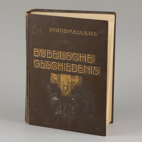 A book concerning Biblical history, The Netherlands, 1931. Keulers, J. Bijbelsch…