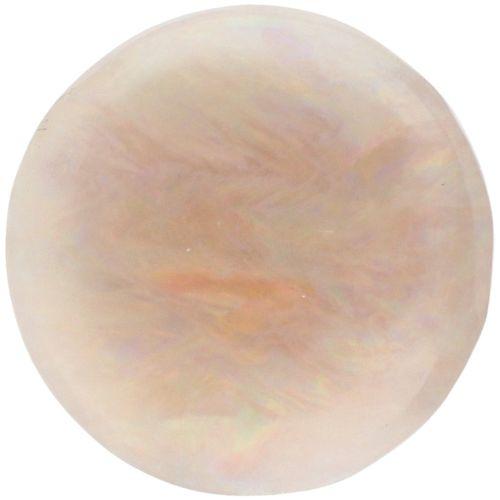 IDT Certified Natural Opal Gemstone 5.55 ct. 切割。圆形 Cabochon, 颜色: 灰色带颜色, 重量: 5.55…
