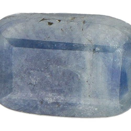 GLI Certified Natural Blue Sapphire Gemstone 1.400 ct. Schliff: Cushion Mix, Far…