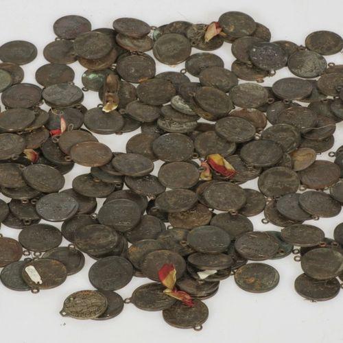 A large collection of tokens. Varias condiciones.
