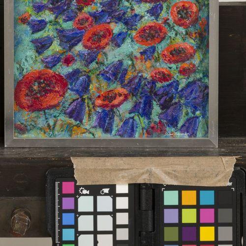 Bitia Rosendor (Jeruzalem ? 2013 Brussel), A small collection of (5) paintings a…
