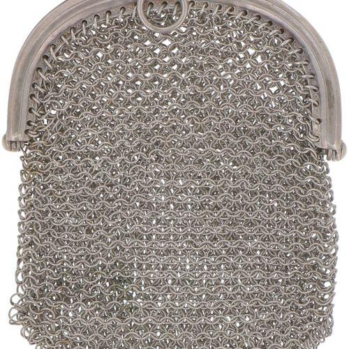 (4) piece lot miscellaneous silver. Consta de un monedero, un cepillo de ropa y …