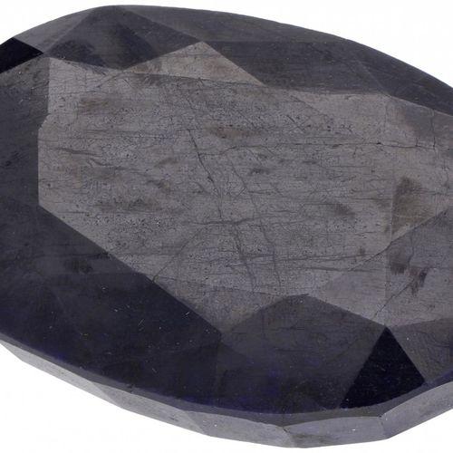IDT Certified Natural Sapphire Gemstone 442.95 ct. Corte: Ovalada Mixta, Color: …