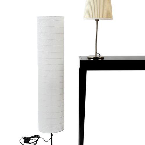 En provenance de l'ancien siège de GUERLAIN Lot de deux lampes comprenant un lam…