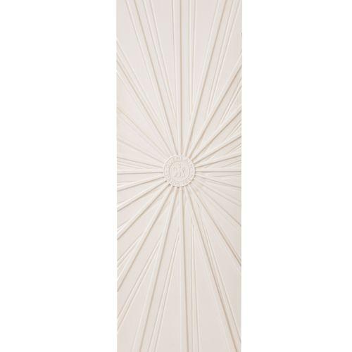 En provenance de l'ancien siège de GUERLAIN Panneau GUERLAIN en fibre, plâtre et…