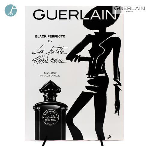 En provenance de l'ancien siège de GUERLAIN Black Perfecto by La Petite Robe Noi…