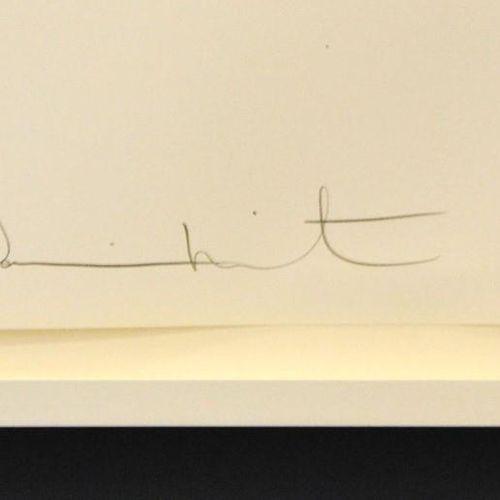 Damien Hirst, impression en bloc de papier d'aluminium sur blanc, édition limité…