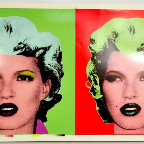 Banksy (britannique, né en 1974) : Dirty Funker, Lets Get Dirty, sérigraphie, 20…