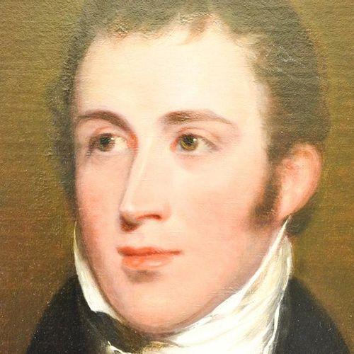 Thomas Barber (1786 1843) : Portrait du 19ème siècle du Rt Hon Sir James Wigram,…