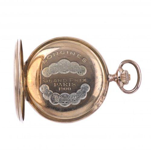 LONGINES GRAND PRIX PARIS 1900. POCKET WATCH. GRAND PRIX LONGINES PARIS 1900.  B…