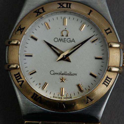 OMEGA Omega. Constellation. Reloj de pulsera para damas. Caja y armis en acero y…