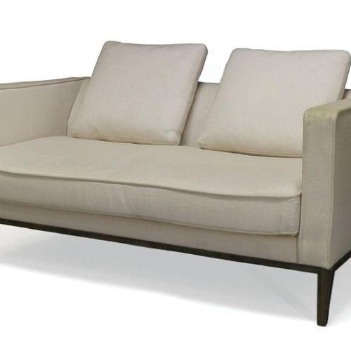 Antonio Citterio (b.1950), a 'Simpliciter' two seat sofa for Maxalto, Italy 2003…