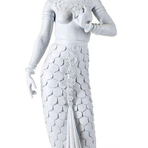 Nicholas Monro,  British b. 1936    Maquette for Unilever House Project 'Women o…