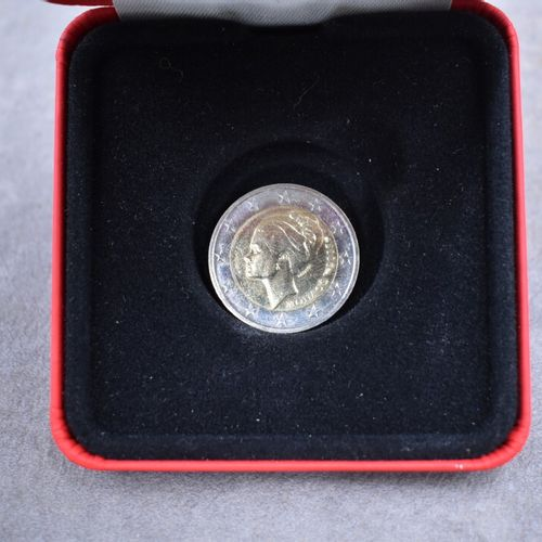 Coffret Monaco, 2007. Pièce commémorative de 2€ Coffret Monaco, 2007. Pièce comm…