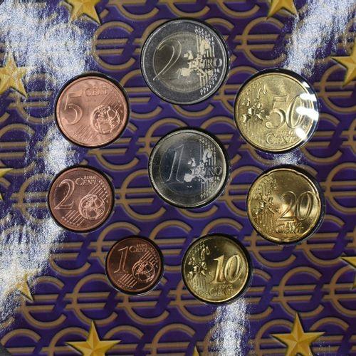 Monnaie de Paris Monnaie de Paris. Pochette 2002 les premières monnaies courante…