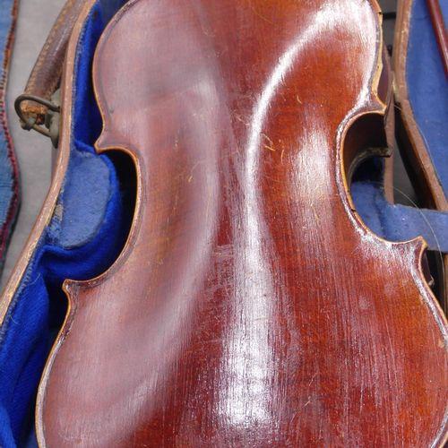 "Violon""Modèle d'après Antonius Stradivarius Cremonensis faciebat anno 1721"" Viol…"