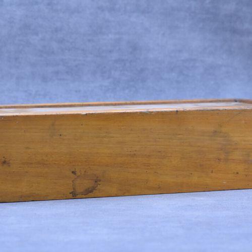 Jeu de croquet en bois dans son coffret Petit jeu de croquet en bois dans son co…