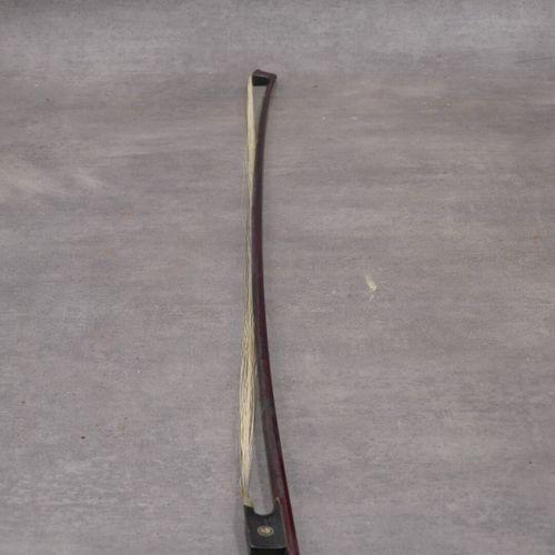 Violon Alessandro Galliano Napoli 1850. Violon avec archer et coffret. Longueur:…