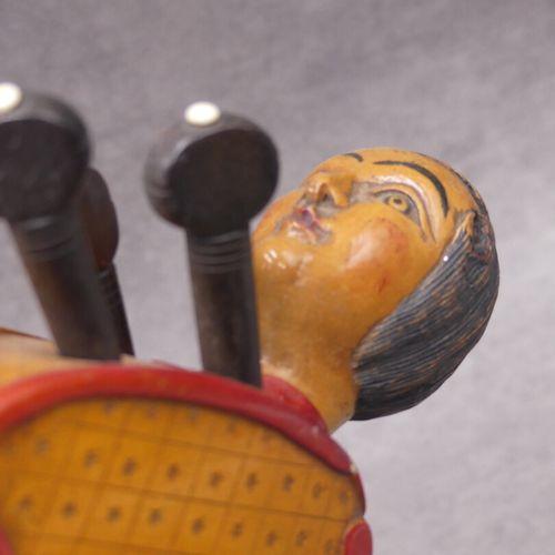 PAJOT Jeune à JENZAT. PAJOT Jeune à JENZAT. Vieille à roue. Numéroté 465 et daté…