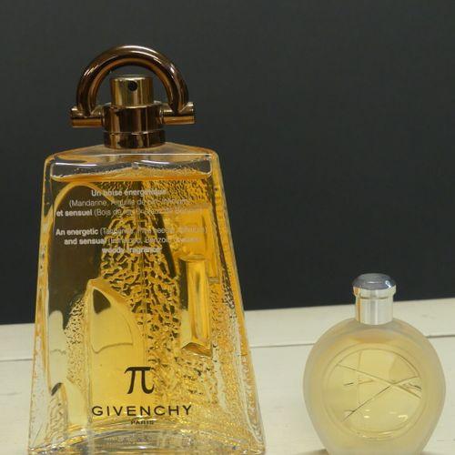 GIVENCHY GIVENCHY. Parfums de démonstration et factices: démonstration 100ml, Or…