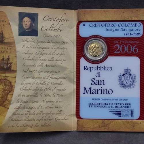 Repubblica di San Marino, 3ème éditions 2006 Repubblica di San Marino, 3ème édit…
