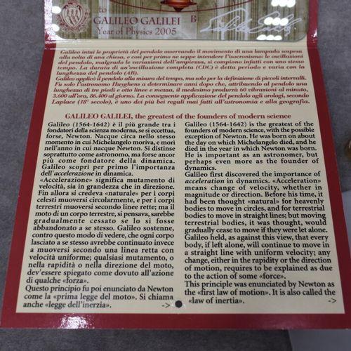 Repubblica di San Marino, 2005: une pièce commémorative de 2€ Repubblica di San …