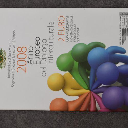Repubblica di San Marino, 5ème éditions 2008 Repubblica di San Marino, 5ème édit…