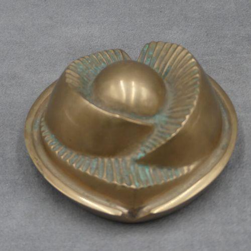 BRONZE Constantin ANDREOU Constantin ANDREOU (1917 2007), Bronze représentant un…