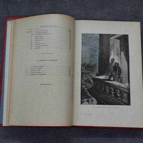 Jules VERNE (Jules) Michel Strogoff 儒勒 韦尔纳(Jules VERNE)米歇尔 斯特罗戈夫。1卷,双多色板,有1只大象,扇…