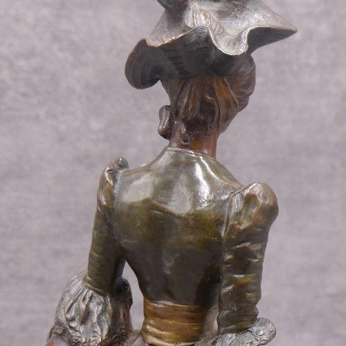 François Alphonse PIQUEMAL (XIX XXème siècle), Bronze François Alphonse PIQUEMAL…
