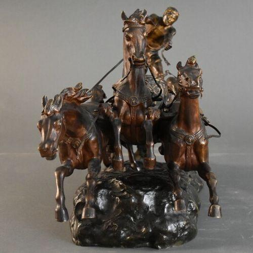 Georges Lucien VACOSSIN (1870 1942), Bronze. Georges Lucien VACOSSIN (1870 1942)…